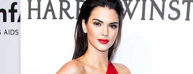 Kendall Jenner, Makyajsız Yakalandı