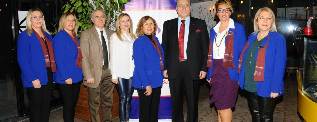 Prof. Dr. İsmail Hakkı Aydın, HASVAK Bursa Şubesi'nin Konuğu Oldu