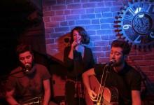Kulis'te müzik ve lezzet dolu bir gece yaşandı