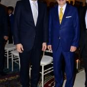Murat Hazinedar, Yılmaz Büyükerşen