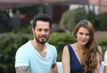 Murat Boz ile Aslı Enver ilk kez el ele