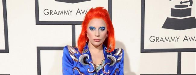 Lady Gaga tüm dikkatleri üzerine çekti