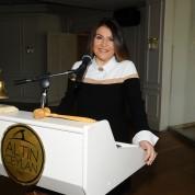 Nilüfer Lions Kulübü Başkanı Güzin Yazıcıoğlu yılmaz