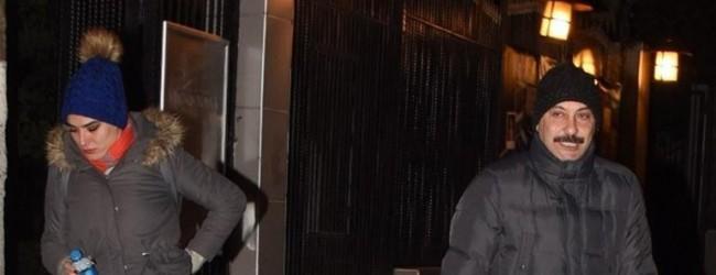 Hande Subaşı oyuncu Hakan Yılmaz'la görüntülendi