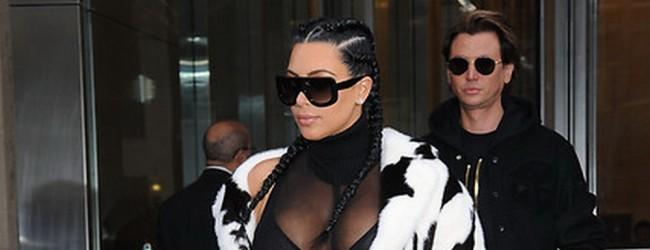Kim Kardashian geri döndü
