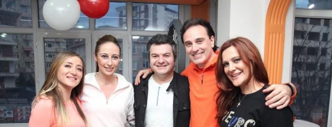 Taner Ertürkler Pilates eğitmenliğine başladı