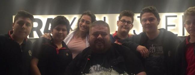 Emre Mutlu, Ali Kundilli 2 Filmi'nin Heyecanını ERA Kolejleri Öğrencileri ile Paylaştı