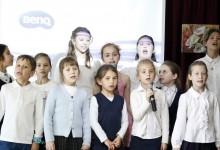 RUS ÇOCUKLARI, BARIŞ ÖZLEMLERİNİ RESME DÖKTÜ