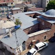 İNEBEY HAMAMI (BURAK TÜRKER/BURSA-İHA)