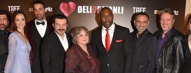 'Deliormanlı' filminin galası yapıldı