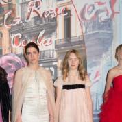 Andrea ve Tatiana Casiraghi, Charlotte, Alexandra, B+®atrice ve Pierre Casiraghi
