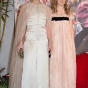 Charlotte Casiraghi et S.A.R. la Princesse Alexandra de HanovreBal de la Rose 2016 imagine par Karl Lagerfeld, Soiree Cuba donnee au profit de la Fondation Princesse Grace