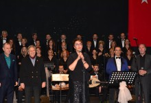 HASVAK Türk Müziği Korosu Sahnedeydi