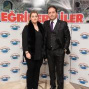 Erkan Yılmaz ve eşi