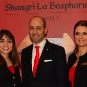 Rojda Bulut, Elif Bilge Aytekin, Vito Romeo(Shangri-La Bosphorus Genel Müdür), Figen Çağlar, Ilgaz Şaşmaz