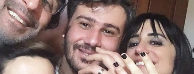 Cem Özer'in kızı nişanlandı