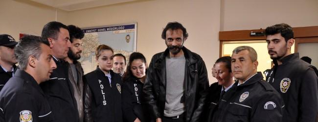 'KIŞ GÜNEŞİ'NDEN POLİS HAFTASI'NA SELAM