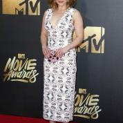 Emilia Clarke elbise Miu Miu