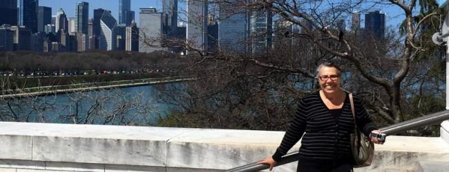 Işıl Yücesoy Amerika'da kızı ile stres attı