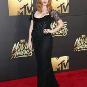 Jessica Chastain elbise Givenchy