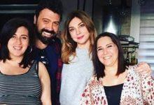 Balayından Dönen Sinem Kobal, Soluğu Babyshower Partisinde Aldı