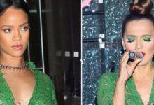 Demet Akalın, Rihanna ile Pişti Oldu
