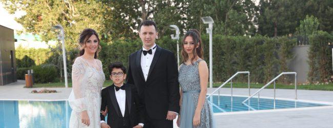 Mehmet Ömer Dizdar erkekliğe ilk adımını attı