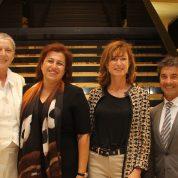 Christine Walter Bonini, Jaklin Güner, Nadine Massoud Bernheim, Cem Hakko