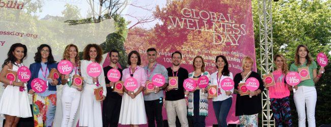 """""""Global Wellness Day""""  coşkuyla kutlandı"""