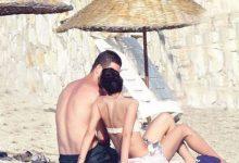 Arda Turan sevgilisiyle tatilde