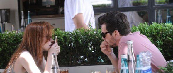 Elçin Sangu sevgilisi ile yemekte