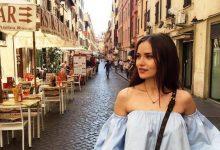 Fahriye Roma'ya hayran kaldı