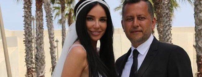 Gülşen ve Ozan Çolakoğlu evlendi