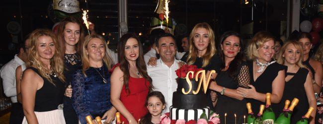 Sinem Nefesoğlu yeni yaşını kutladı
