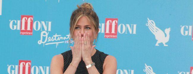 Jennifer Aniston'ın gözyaşları