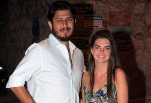 Bedri Güntay'dan eşi Pelin Karahan'a: 'Umarım 40'ı da beraber kutlarız'
