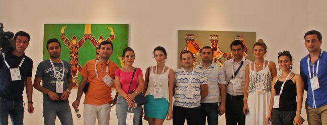 Yabancı gazeteciler EXPO 2016'da