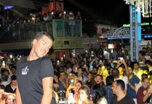 Bodrum'da Kerimcan Durmaz izdihamı