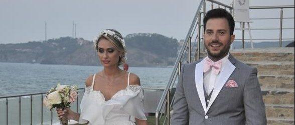 Serhat Erkaçan ve Melis Bayatlı evlendi