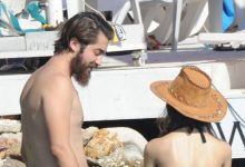 Semih Öztürk sevgilisiyle tatilde