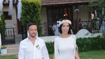 Tuğba Özerk menajeriyle evlendi