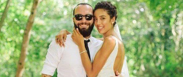Berkay Şahin ve Özlem Katipoğlu evlendi