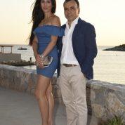 Angelina Erkek, Capital Partners ortağı Erkan Erkek