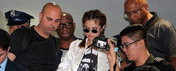 Selena Gomez'in zor anları