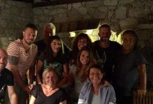 Murat Boz'dan aile pozu