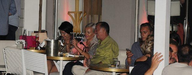 Ali Ağaoğlu, Yeni Genç Sevgilisiyle Görüntülendi