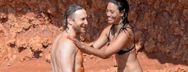 David Guetta, Sevgilisiyle Çamura Bulandı