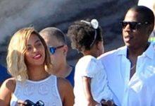 Beyonce tatilde