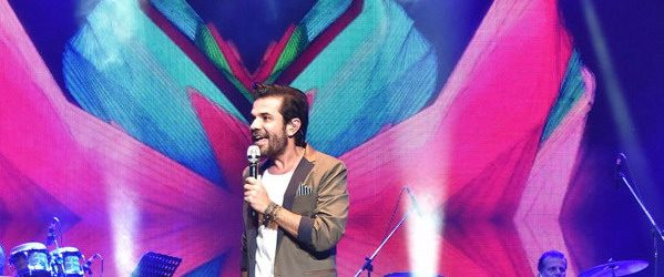 Kenan Doğulu, Bodrum Konserinde Boş Koltuklara Söyledi