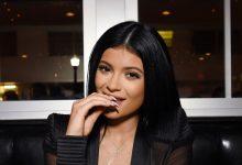 Kylie Jenner Makyajsız Fotoğrafını Paylaştı